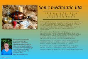 sonic meditaatio_jooga koulu shanti