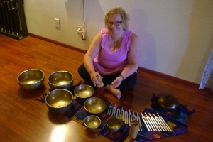 sound healing at yoga studio Albuquerque