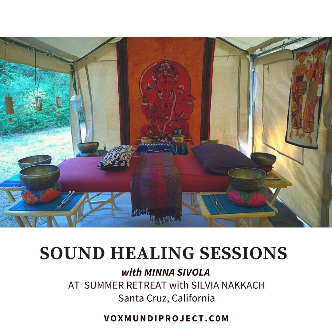 Sound Healing Certification California The Best Sound 2018