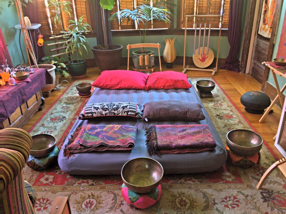 Private sound healing sessions | Oakland | East Bay